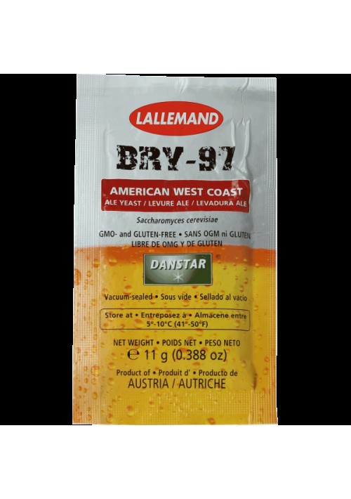 Levure sèche BRY-97
