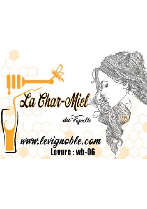 Bière LeVignoble La CHAR-MIEL