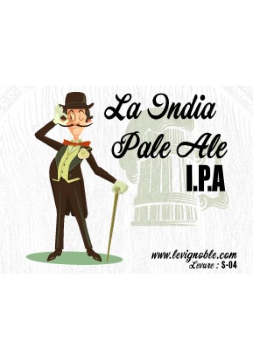 Bière LeVignoble La India Pale Ale I.P.A