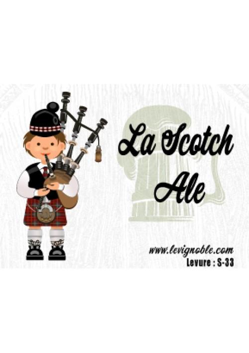 Bière LeVignoble La Scotch Ale
