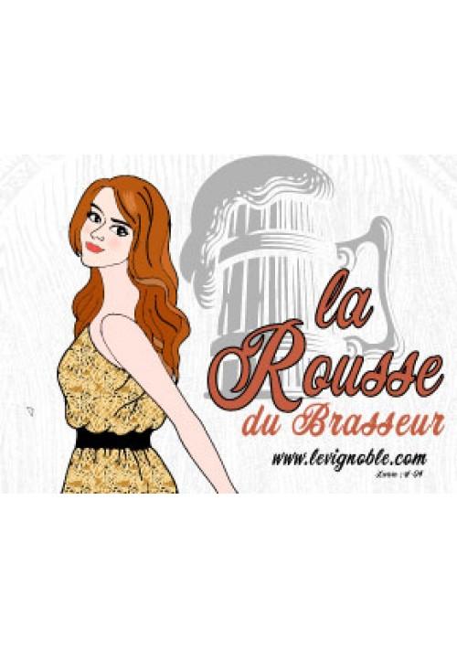 Bière LeVignoble La Rousse du Brasseur