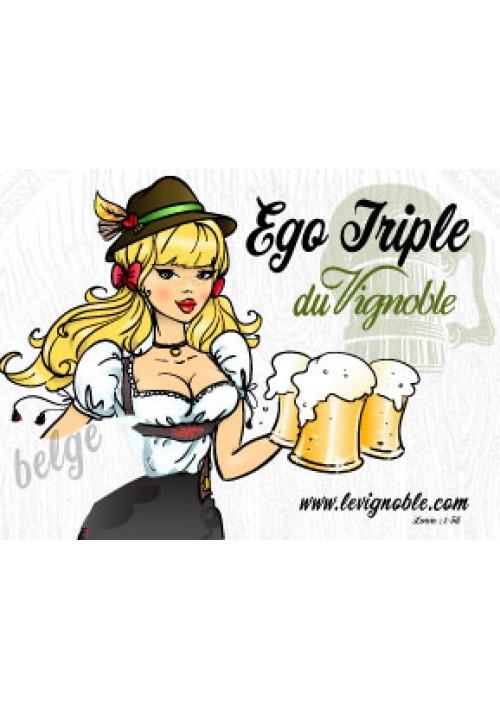 Bière LeVignoble Ego Triple