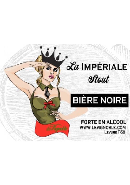 Bière LeVignoble Imperial Stout