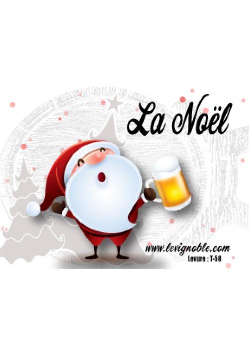 Bière LeVignoble La Noël