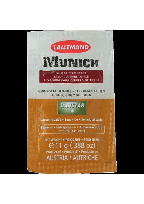 Levure sèche Munich Lallemand