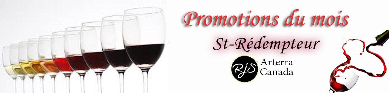 Promotions St-Rédempteur