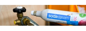 Service de remplissage de Soda Stream Co2