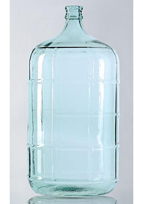 Tourie de verre 12 Litres